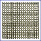 PVC Coated Fibreglass Mesh, 17x12 gauge, Grey