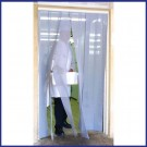 Insect Panel Curtain - Commercial, PVC Track DIY Kit (1200mm x 2400mm)