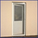 Roller Door Screen - Wind Resistant - Domestic