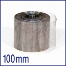 Rodent Mesh for Soffit and Cladding - Stainless Steel - 100mm x 30m Roll