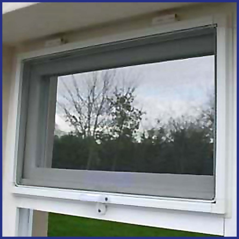 Domestic And Light Commercial Use Aluminium Fly Screen Window