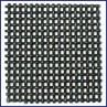 PVC Coated Fibreglass Mesh, 17x12 gauge, Black