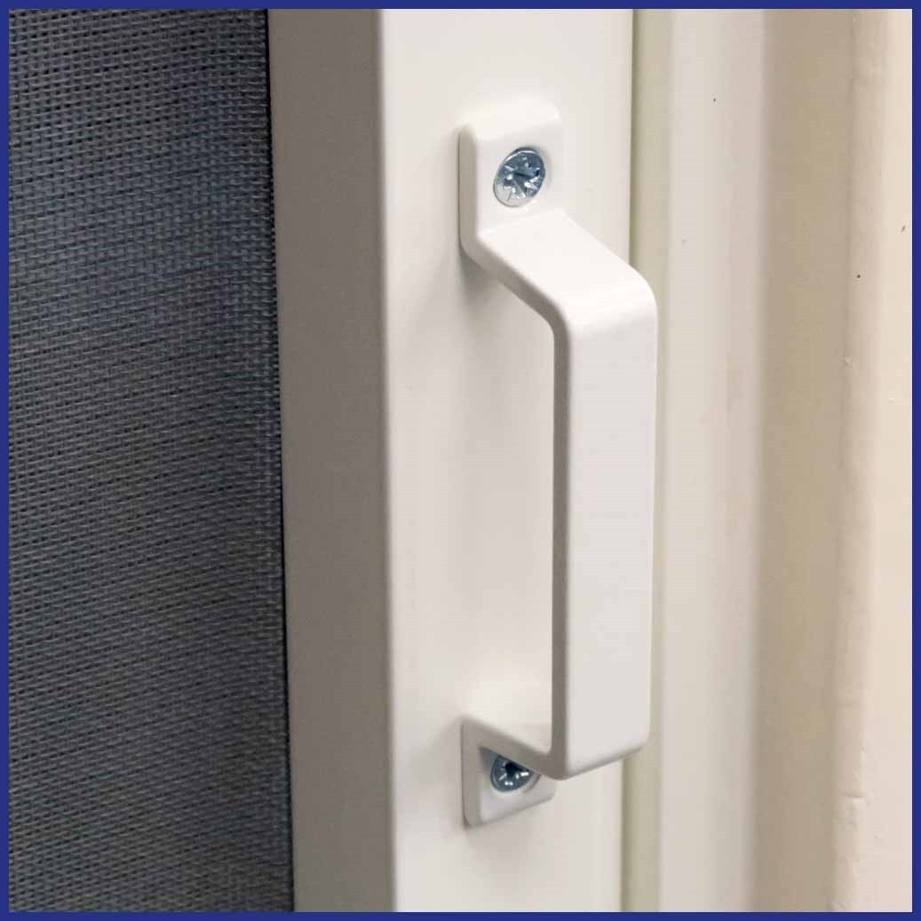 Aluminium Sliding Window - Handle