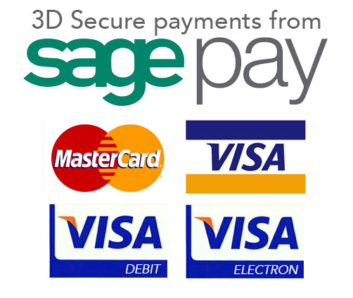 3D Secure Payment from Sage Pay